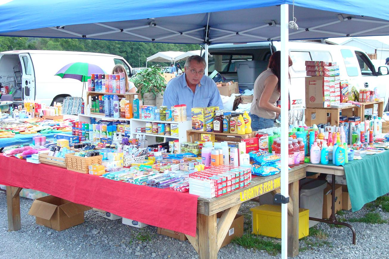 Leighty S Flea Market Official Newry Pa